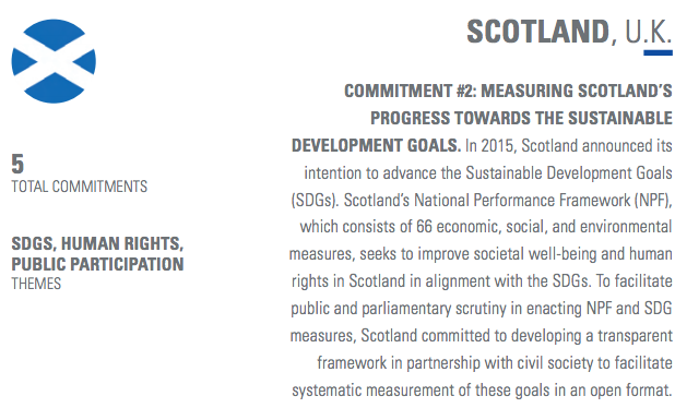 Scotland's Commitments