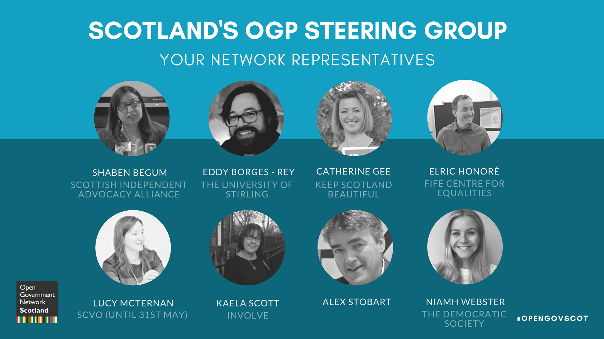 OGP Steering Group