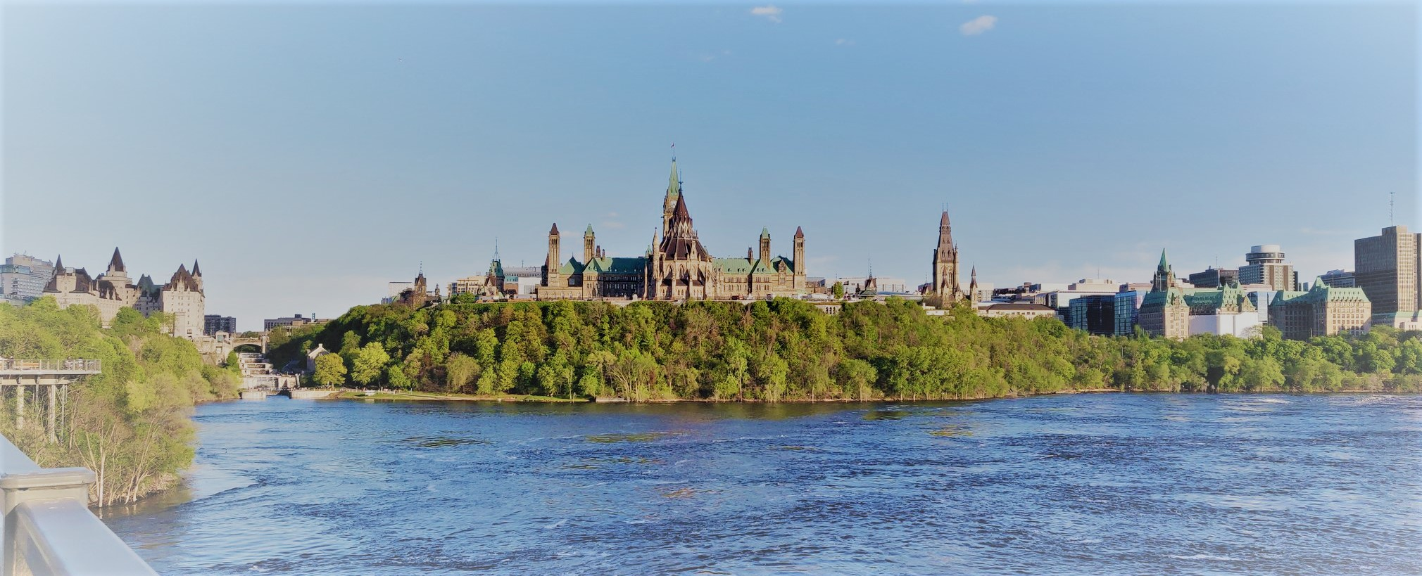 image of ottawa skyline